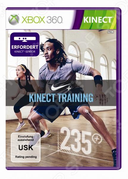 фото Игра для Xbox 360 Microsoft Kinect Nike Training (rus), Игры для игровых консолей