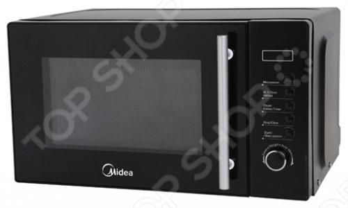 Микроволновая печь Midea AM820CMF Микроволновая печь Midea AM820CMF /Черный
