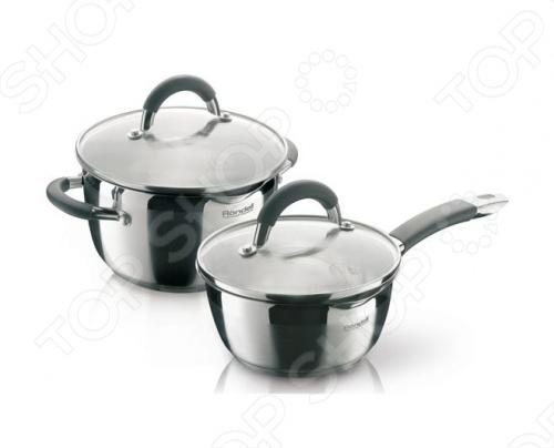 Набор кухонной посуды Rondell Flamme RDS-340 ролевые игры alex набор кухонной посуды из нержавеющей стали все для повара