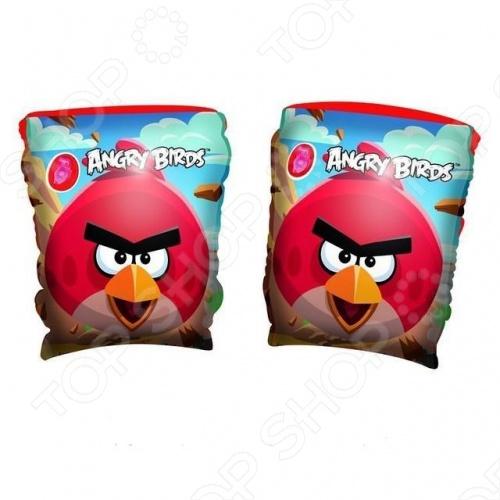 Нарукавники надувные Angry Birds 96100EU Angry Birds - артикул: 328462