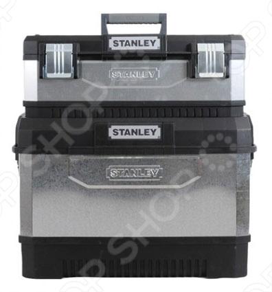 Ящик для инструмента с колесами двухсекционный STANLEY 1-95-832 Stanley - артикул: 292161