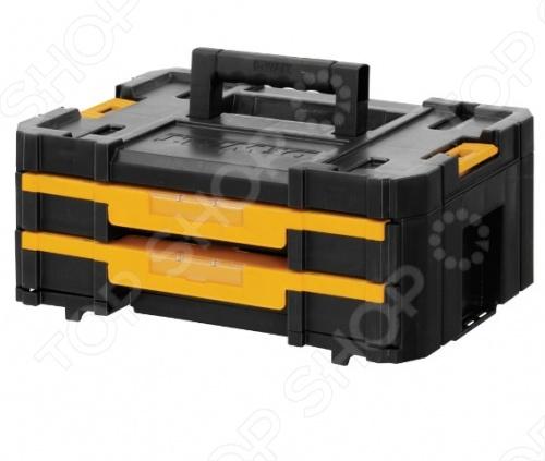 Ящик для инструментов Stanley DEWALT TSTAK DWST1-70706 цена