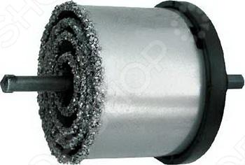 Коронка по кафелю кольцевая FIT 16500 создана для вырезания отверстий в кафеле, мягком кирпиче, пористом бетоне.Изготовлена из инструментальной стали, а режущая кромка покрыта вольфра мово-карбидным порошком. Набор из 5 карбидных пил 33, 53, 67, 73, 83 мм .