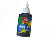 Акрил Olki Контур предназначен для нанесения на стекло или керамику. Контур не нужно запекать. Он наносится на поверхность непосредственно из тубы. До полного высыхания краски следует подождать 24 часа.