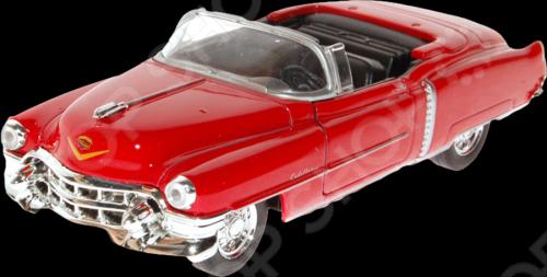 Модель винтажной машины 1:34-39 Welly Cadillac Eldorado 1953. В ассортименте