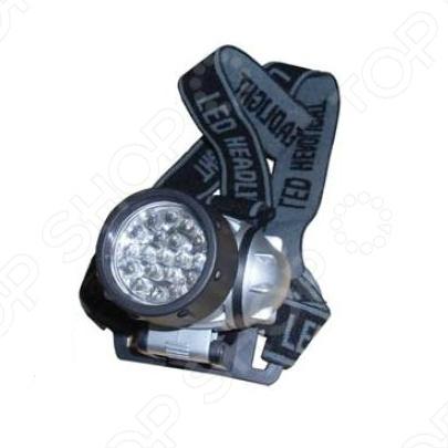 Фонарь налобный BOYSCOUT фонарь ring rt5184