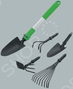 Набор садовых инструментов HERZ HZ 707