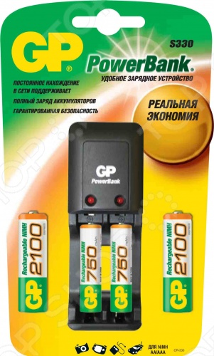 ���������� �������� GP Batteries PB330GSCW210/75-CR4