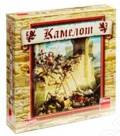 Настольная игра Камелот