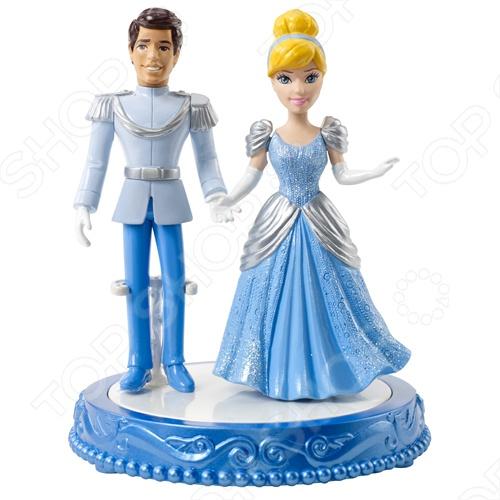Набор с мини-куклой Mattel «Свадебный танец Золушки и принца» детский костюм малышки золушки 24