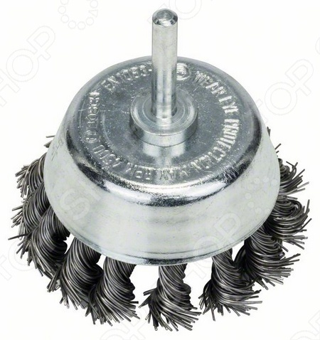 Щетка чашечная Bosch 2608622050 stanley 36030 xj щетка чашечная для дрели d50 мм