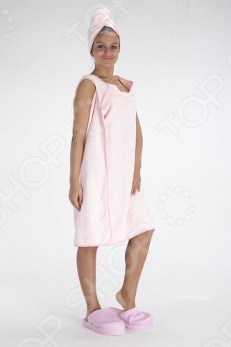 Халат-полотенце Bradex «С легким паром!» Bradex - артикул: 147096