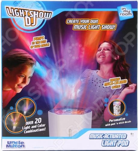 фото Интерактивный настенный проектор Uncle Milton 2168, Светильники светодиодные