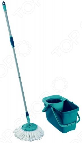 Швабра-моп и ведро с механизмом отжима Leifheit Clean Twist Mop 52019