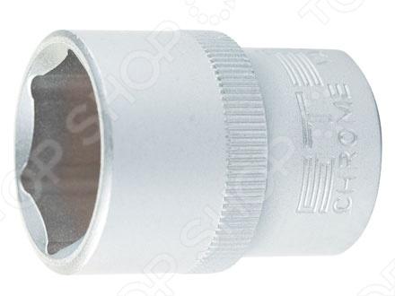 Головка торцевая Stels 6-гранная отвертка wiha softfinish торцевая трехгранная головка m10x125 26217
