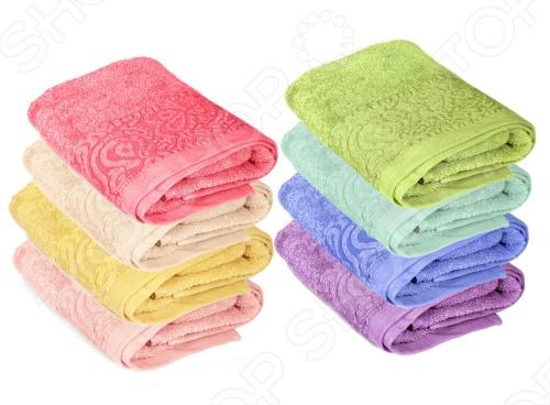 Полотенце Tete-a-Tete махровое Т-МП-6459Полотенца<br>Махровые полотенца Tete-a-Tete производства Турции выполнены из 100 хлопка. Комфорт и мягкость в сочетании с динамичным стилем - основная линия данной серии полотенец Tete-a-Tete. Они потрясающие на ощупь, обладают уникальной текстурой, мгновенно впитывают влагу и удивительно быстро сохнут. Этот дизайн станет достойным выбором для вас и приятным подарком для ваших близких. Сочетание красоты, качества и отличной подарочной упаковки делают полотенца Tete-a-Tete лидерами продаж в предпраздничные дни.<br>