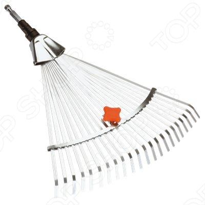Грабли веерные Gardena 3103 грабли веерные gardena с ручкой 03022 20 000 00