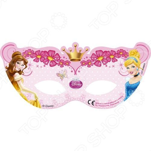 Маски Procos «Принцессы Disney - сказочный мир»