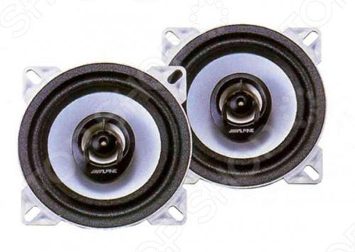 Система акустическая коаксиальная Alpine SXE-1025S система акустическая коаксиальная alpine sxe 2035s