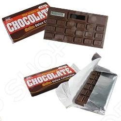 Калькулятор solar Плитка шоколада