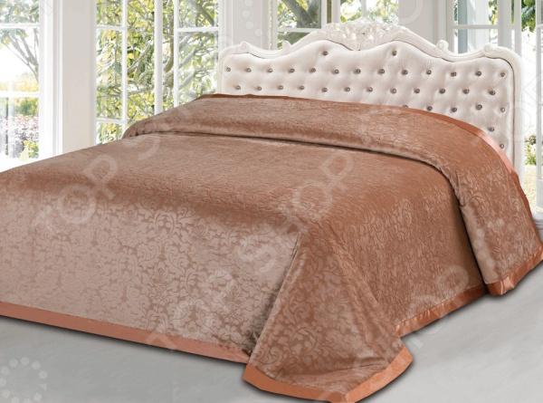 Покрывало Softline КросеттаПокрывала<br>Покрывало Softline Кросетта - это высококачественная модель, которая подарит вам тепло и поможет преобразить спальную комнату. Мягкое, теплое и приятное на ощупь покрывало согреет даже в самые холодные вечера и ночи, а стильный и красивый дизайн изделия придаст комнате изысканность и неповторимый шарм, и добавит изюминки в интерьер комнаты. Покрывало выполнено из высококачественных материалов, что позволяет значительно продлить срок службы изделия. Размер изделия: 220х240 см. Покрывало поставляется в прозрачной упаковке.<br>