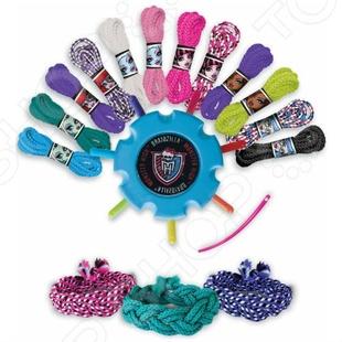 Набор для плетения фенечек Fashion Angels «Школа монстров» набор для плетения фенечек fashion angels школа монстров