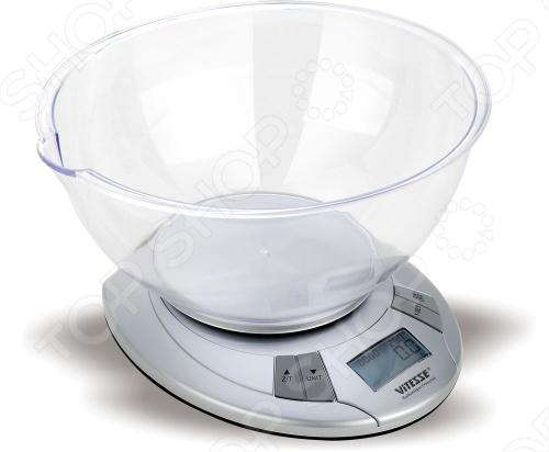 Весы кухонные Vitesse VS-609