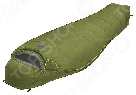 Спальный мешок Tengu Mark 29SB 7203Спальные мешки<br>Мешок спальный Tengu Mark 29SB это обязательный атрибут вашего снаряжения в длительных походах, поездках на рыбалку или охоту. Спальный мешок-одеяло обеспечит защиту от внешних факторов и спокойный сон. Спальник имеет гипоаллергенное покрытие, хорошо дышит, снабжен специальными петлями для просушки, лентой от закусывания молнии и удобными затяжками. Кроме того, благодаря высококачественному синтетическому наполнителю, можно исключить вероятность появления и размножения паразитов внутри мешка. Наполнитель расположен таким образом, чтобы холодный воздух не смог попасть через швы внутрь. Он не заменит домашнюю кровать и объятия матери, но значительно увеличит комфорт во время сна.<br>