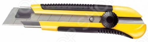 Нож строительный Stanley Dynagrip 1-10-425 нож строительный stanley 199 grey 2 10 199