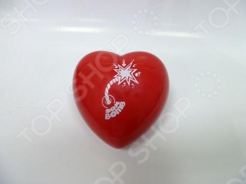 Яйцо судьбы Drivemotion Sex bomb Сердце поспособствует принятию любовных решений , а также поможет излишне скованным влюблённым. Данный магический шар - это прикольный подарок для влюблённых, а так же для всех кто не боится эротических экспериментов! Переверните экраном вниз и встряхните магический шар-предсказатель, после этого переверните его экраном вверх и в окошке всплывет предложенный вариант проведения досуга с любимым человеком.