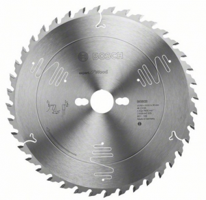 Диск отрезной для циркулярных пил Bosch Expert for Wood 2608642510 диск отрезной для ручных циркулярных пил bosch optiline wood 2608640617
