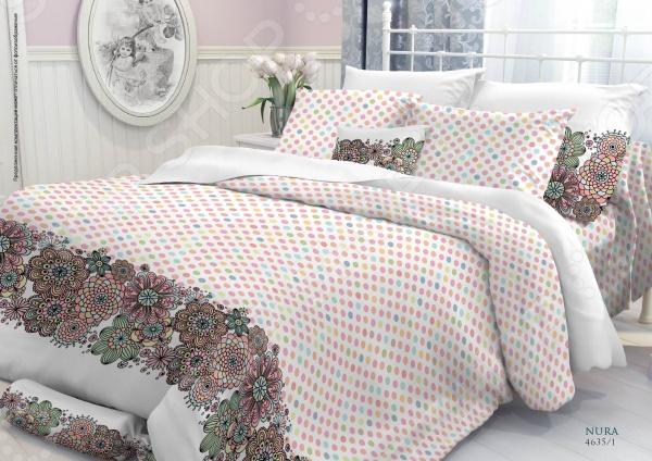 Комплект постельного белья Verossa Constante «Nura». 1,5-спальный verossa constante limoncello