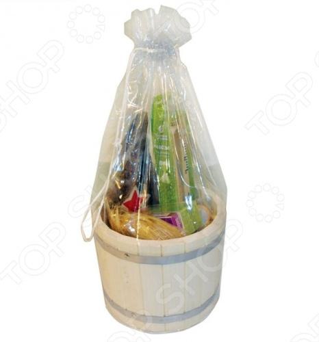 Набор банный Банные штучки Подарочный набор для бани подарочный банные штучки 34211