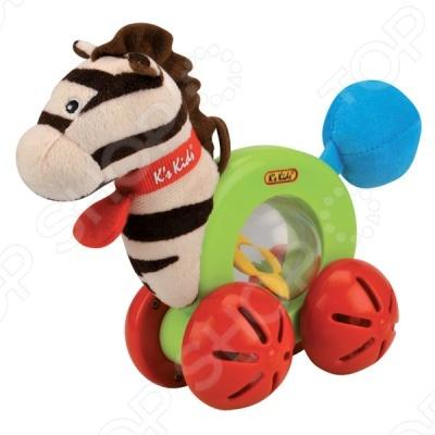 Развивающая игрушка K\'S Kids «Райн на роликах» Развивающая игрушка K\'S Kids «Райн на роликах» /