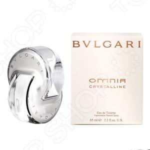 Парфюмированная вода для женщин BVLGARI Omnia Crystalline, 25 мл туалетная вода bvlgari omnia crystalline объем 65 мл вес 115 00