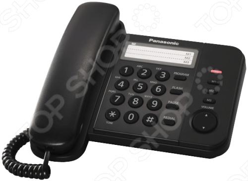 Телефон Panasonic KX-TS2352 RU-B