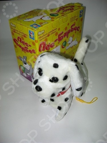 фото Игрушка интерактивная 1 Toy «Собака на поводке», купить, цена