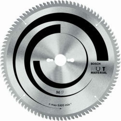 Диск отрезной для ручных циркулярных пил Bosch Multi Material 2608640514