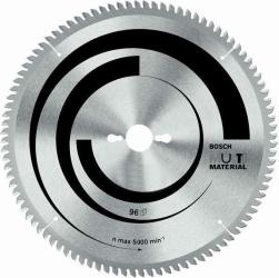 Диск отрезной для ручных циркулярных пил Bosch Multi Material 2608640514 диск отрезной для ручных циркулярных пил bosch optiline wood 2608640617