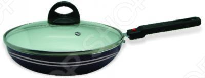 Сковорода с крышкой Irit IRH-210AC