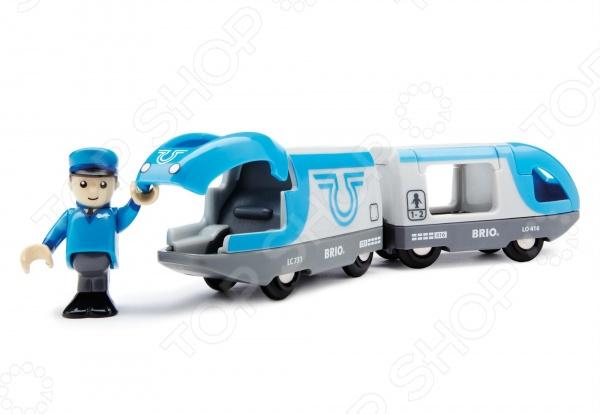 Zakazat.ru: Поезд-экспресс с машинистом Brio 33506