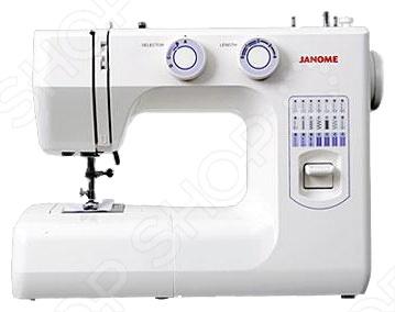 Машинка швейная Janome 943 - 05 S швейная машинка janome sew mini deluxe
