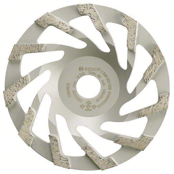 Круг чашечный алмазный Bosch Best for Concrete насадка для кухонного комбайна bosch muz8cc2
