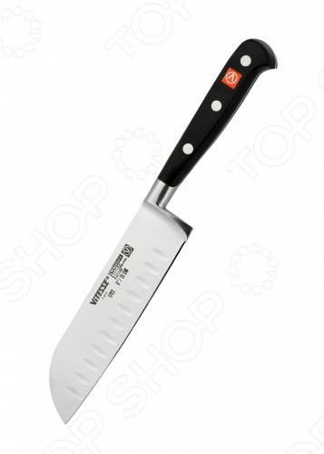 Нож восточный Vitesse Majesty VS-1703Ножи<br>Восточный нож Vitesse Majesty VS-1703 с широким лезвием из нержавеющей стали необходимый аксессуар на любой кухне. Острая кромка позволяет без проблем нарезать продукты тонкими ломтиками. Удобный хват гарантируют ручки из бакелита. Можно мыть в посудомоечной машине. Размер: 6.5 15 см, 2,5 мм.<br>