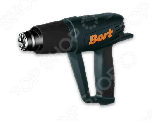 Фен промышленный Фен технический Bort BHG-2000U-K