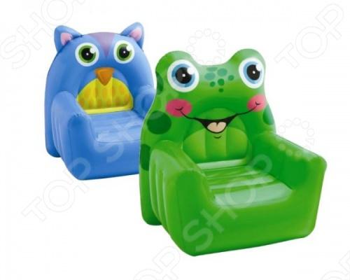 купить Кресло надувное детское Intex 68596 по цене 657 рублей
