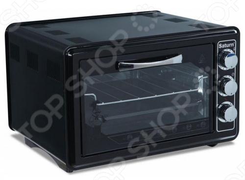 купить Мини-печь Saturn ST-EC 1075 R по цене 3789 рублей