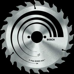 Диск отрезной для ручных циркулярных пил Bosch Optiline Wood 2608640603 диск отрезной для торцовочных пил bosch optiline wood 2608640432