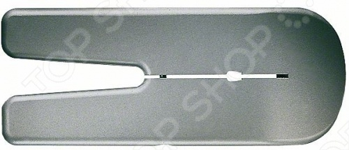Плита опорная для пеноматериалов Bosch GSG 300 полотно для сабельной пилы bosch 300 мм для gsg 300 2 607 018 012