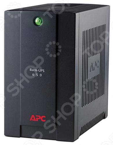 Источник бесперебойного питания APC BC650-RS
